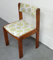 Danish Dining Chair by Farso Stolefabrik. Mid Century Modern Design Style Item.