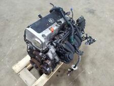 Engine Motor 2.0L Vin 6 8th Digit Automatic Transmission Fits 02-06 Rsx 627289