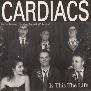 CARDIACS Is This the Life 7 INCH VINYL UK Alphabet 1988 Pic Sleeve ALPH008SP