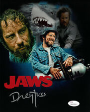 Richard Dreyfuss signed Jaws 8x10 Photo Collage- Jsa Witnessed Hologram