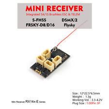 DasMikro 2.4GHz Micro 5CH Receiver Unit For DSM2 Micro Airplane Part