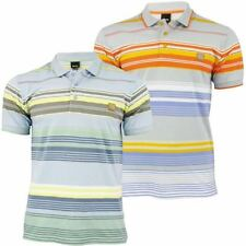 Slim Fit Striped 100% Cotton Casual Shirts for Men