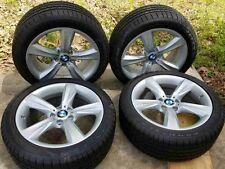 """2009-2017 BMW x3 x4 F25 F26 19"""" wheel set OEM new take off 6862887"""