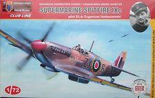 """KPM (AZ Models) 1/72 KCLK004  Supermarine Spitfire IXc """"Horbaczewski"""" kit"""
