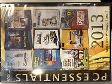 More details for pc essentials 2013 dvd windows 7, 8, 10 paintshop coral office easy videoeditor
