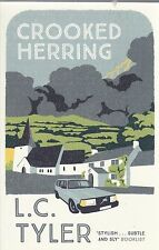 Crooked Herring by L. C. Tyler (Paperback, 2015) New Book