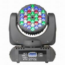 4pcs/lot 200w beam 36*3w led moving head wash light stage lighting for dj event