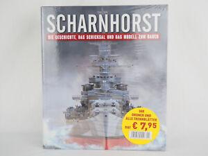 Schlachtschiff Scharnhorst - Hachette Ordner, Ringordner für Hefte, Sammelordner