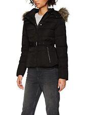Manteaux et vestes jeans en polyester pour femme