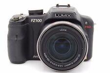 Panasonic Lumix DMC-FZ100 14.1MP 3''Screen 24x Digital Camera