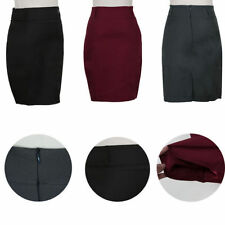 Unbranded Regular Size Polyester A-Line Skirts for Women