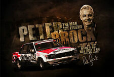 TIN SIGN PETER BROCK WALL  BAR,OFFICE,HOME,SHED