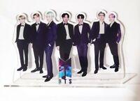 Kpop ( RM,V,SUGA,JIMIN,JIN,J-JOPE,JUNGKOOK) BTS Bangtan Boys Acrylic Stand