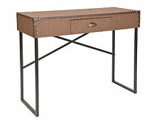 Console table sideboard design suitcase look old style Hall, living-room NEW