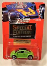 Johnny Lightning Jl Direct Exclusive Green Vw Concept One Limited Edition 5,000
