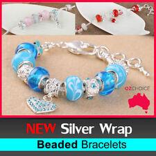 Unbranded Crystal Beaded Fashion Bracelets