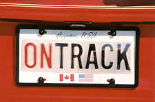 ONTRACK Laser Shield - Anti-Laser License Plate Cover