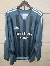 VINTAGE Maillot NEWCASTLE UNITED ADIDAS 2006 away shirt manches longues L