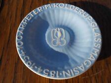 """1954 Figgjo Flint Norweigan Pottery 6"""" Dish"""