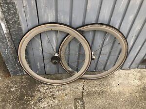 """Campagnolo Shamal C Record 26"""" Per Colnago Bicicletta Corsa"""