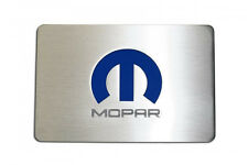 Fuse Box Cover Plate with MOPAR M Logo Dodge Challenger/Charger ACC PN 153033