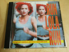 Run Lola Run by Tom Tykwer (Cd, Jun-1999, Tvt (Dist.)