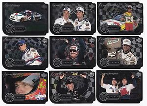 1999 Upper Deck RTTC ROAD TO THE CUP SILVER LEVEL 2 #RTTC3 Rusty Wallace 1 CARD!
