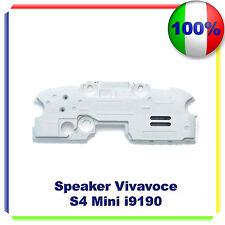 CASSA SUONERIA RINGER SAMSUNG S4 Mini i9190 BUZZER ALTOPARLANTE VIVAVOCE