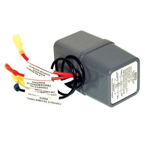 VIAIR 90110 Pressure Switch 85 PSI On 105 PSI Off with Relay 12V Only 1/8in NPT
