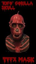 "TFFX ""KIFO"" Gorilla mask bloody Silicone Halloween Mask. Haunted house Not Cfx"