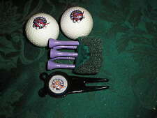 NBA Toronto Raptors  Golf Balls, Tees & Ball Mark