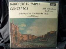 Baroque Trumpet Concertos     Wilbraham/Marriner