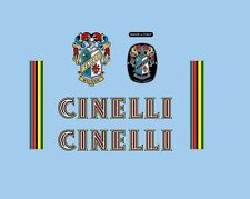 Cinelli Bicycle Decals-Transfers-Stickers #7