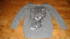 RARE STELLA MCCARTNEY BABY GAP 2T 2 YRS TIGER CASHMERE SILK DRESS