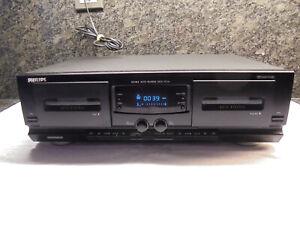 Philips FC731/00 Tapedeck Kassetten Recorder Cassette HiFi Stereo geprüft!