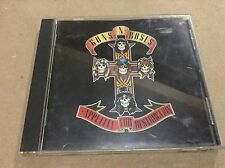 Guns N Roses Appetite For Destruction CD Japan UICY-2101 USA Seller 2002