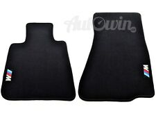 BMW Z4 Series E89 E89LCI Black Carpets With /// M Emblem 2008-2015