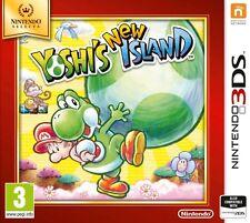 Yoshi's New Island 3DS NINTENDO PAL ESPAÑA ESPAÑOL NUEVO CASTELLANO Yoshis