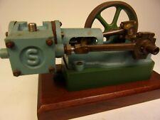 ANTIQUE / VINTAGE STUART LIVE STEAM ENGINE , OLD MACHINE - TOY MODEL