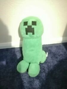 Minecraft Plush Toy Creeper Stuffed  Soft 12 inch Toy