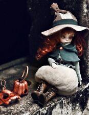 Pumpkin red hair witch doll 1/6 BABY DollZone 29cm girl doll dollfie BJD Yo-sd