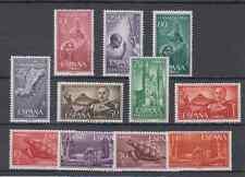 FERNANDO POO (ESPAÑA) -AÑO 1961 COMPLETO MNH NUEVO SIN FIJASELLOS EDIFIL 196/206