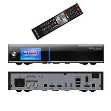 GigaBlue UHD Quad 4k Linux Twin Sat Receiver HDTV 2xDVB-S2  FBC 2160p
