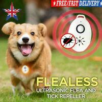 Flealess Ultrasonic Flea Tick Repeller - 100% ORIGINAL - FAST DELIVERY