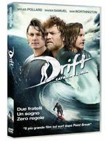 DRIFT Cavalca L'Onda DVD Nuovo sigillato Due Fratelli un Sogno Zero Regole N