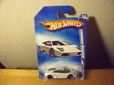 Hot Wheels  toy car MOC Mint On Card 2009 Lamborghini Murcielago Dream Garage