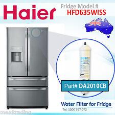 Haier HTD635WISS 635L French Door Fridge FILTER  - EXTERNAL WATER FILTER