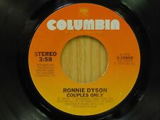Ronnie Dyson 45 Couples Only bw Long Distance Lover on Columbia