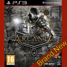 Arcania The Complete Tale-Playstation 3 PS3 ~ 16+ RPG ~ NAGELNEU & OVP