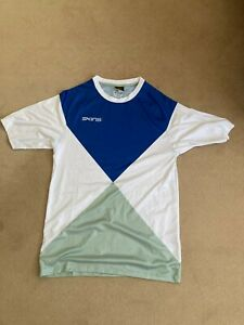 Skins Mens Diamond Blue/Green Cycling Tops -Brand New-Buy 1 Get 1 Free